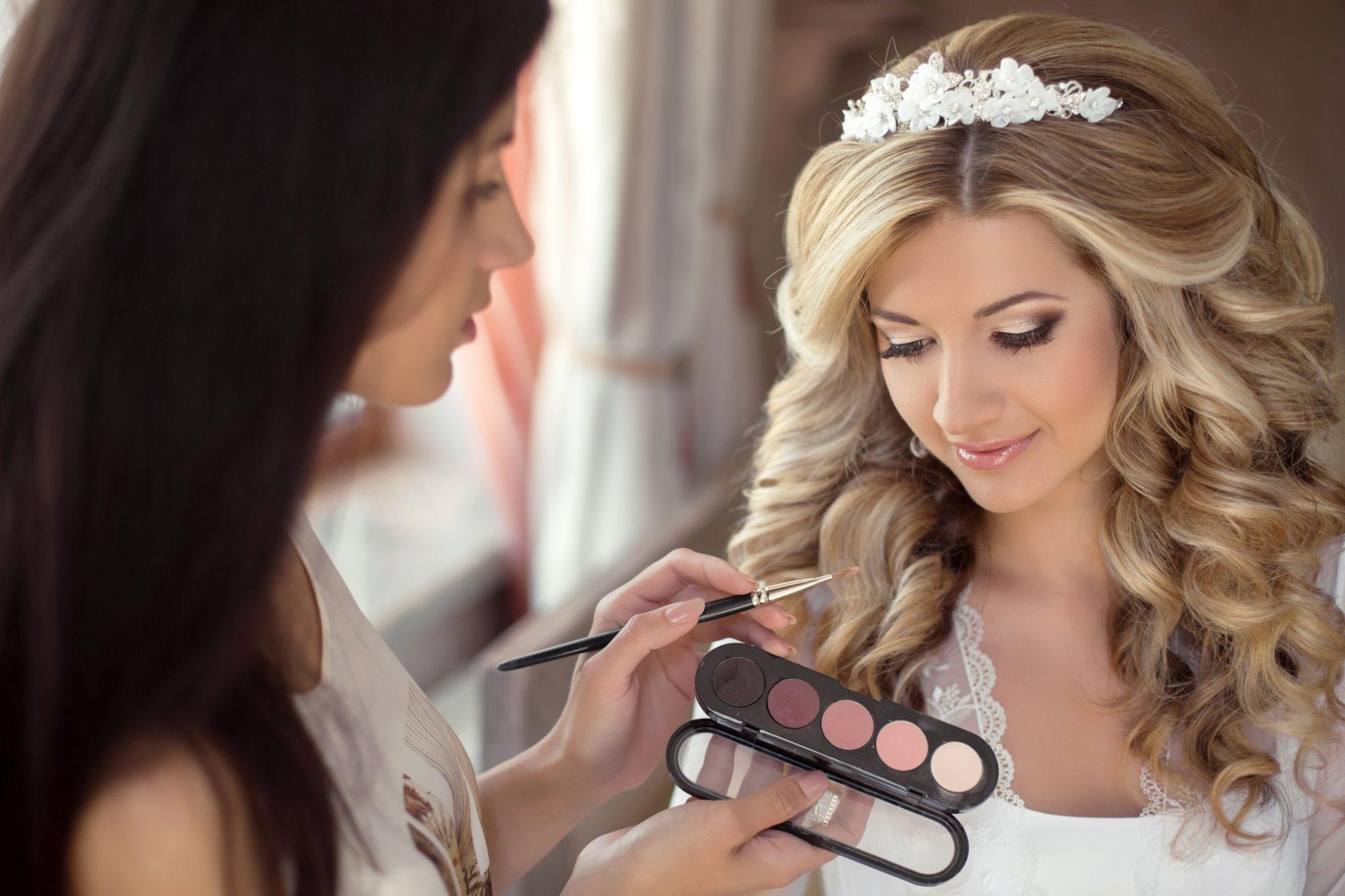 Волосы прически макияж на свадьбу