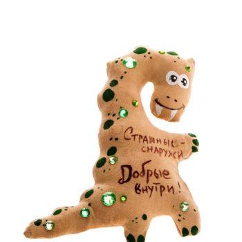 Кофейная кукла - дракончик