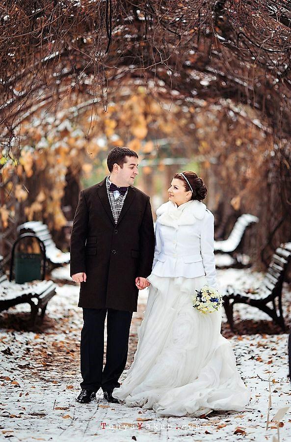Фото свадеб в ноябре 29